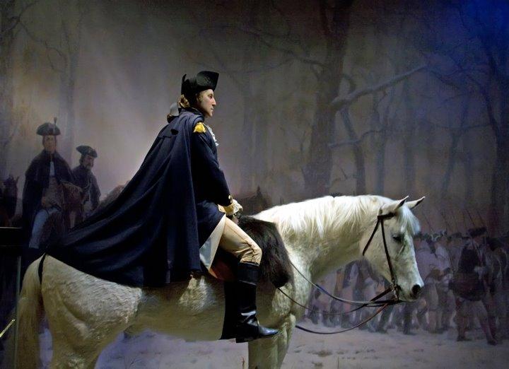 general-washington-on-horseback