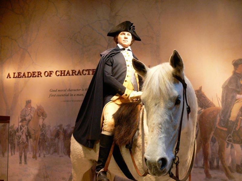 george-washington-on-horse-age-47
