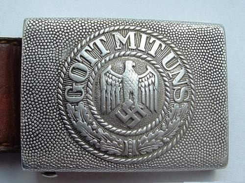 gott-mit-uns-belt-buckle-M4-115-Aluminium-Klein-&-Quenzer-Oberstein-1937