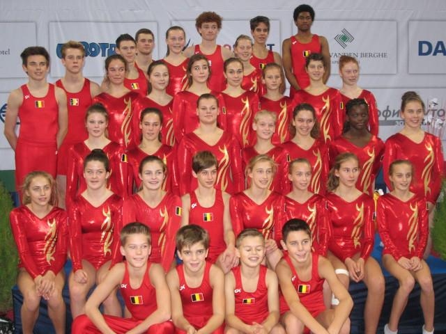 gymnasts-merksem-belgium