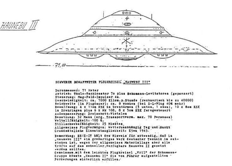 haunebu-III-technical-info