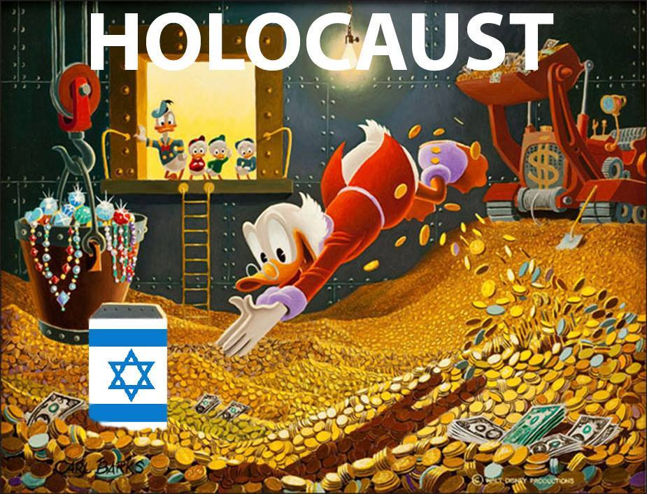 holocaust-duck-dives-gold-coins