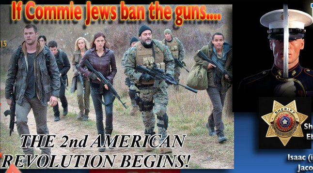 if-commie-jews-ban-guns-2nd-revolution