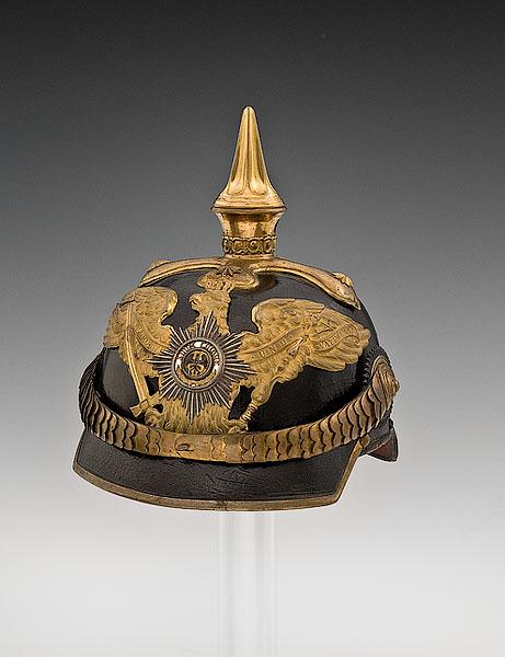 imperial-german general-s-helmet