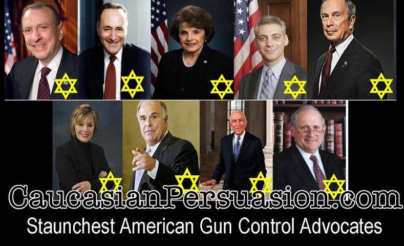 jew-politicians-for-gun-control