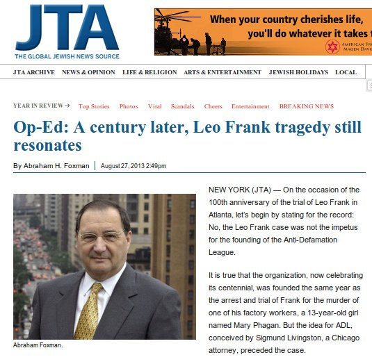 jta-foxman-frank-tragedy-adl-aug-28-2013