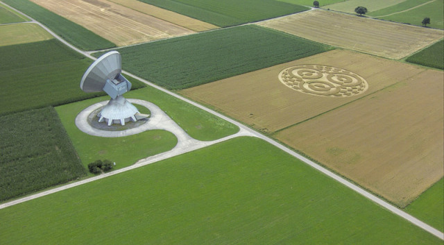 crop circle-raisting-ammersee satellites plant-turned away-07/24/14