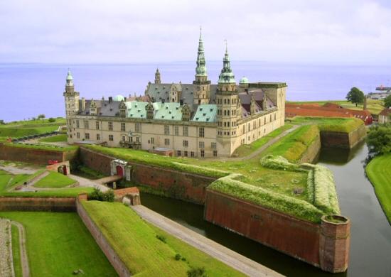 kronborg-castle-helsingfors-denmark