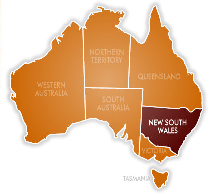 map-australia-new-south-wales