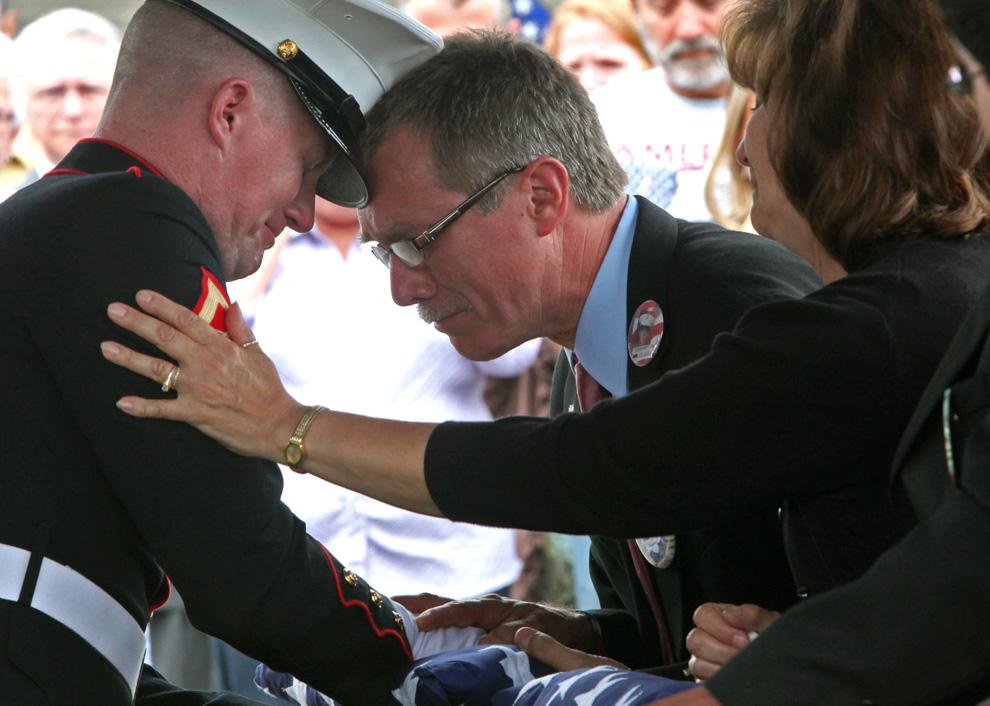 marine-funeral