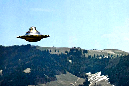 meier-original - Scout Ship - Raum Flug - Billy Meier - UFOs - Mystery and Meaning - Peter Crawford