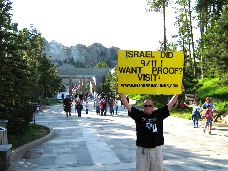 mike-delaney-mt-rushmore-israel-did-9-11
