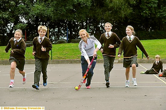 oldham-england-schoolchildren-field-hockey