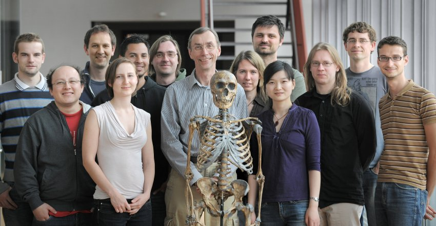 Neandertaler / Genom