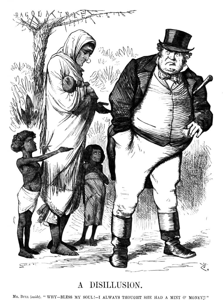 punch-cartoon-indian-famine-14-16-1879-india