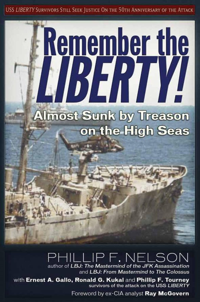 More new truth than ever on the USS Liberty in new book