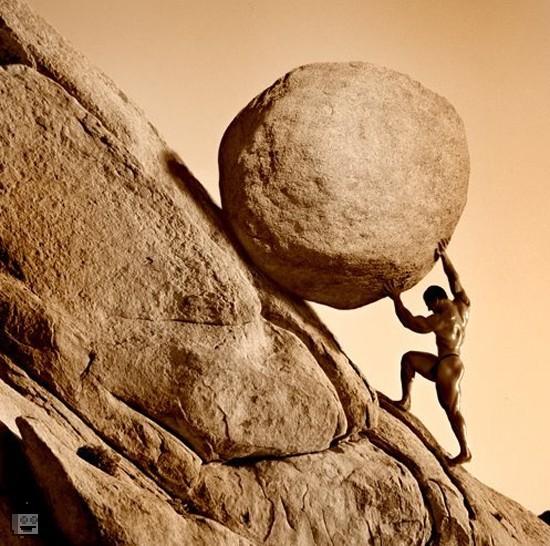 sisyphus-pushing-boulder