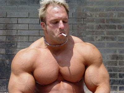 smoking-and-body-building