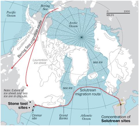 solutrean-atlantic-route
