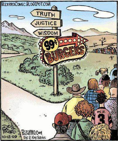 truth-justice-versus-99-cent-burgers-crossroad