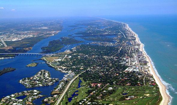 vero-beach-florida-aerial